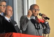 Tunisie/présidentielle: Marzouki lance un appel au calme après des violences