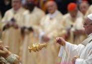 Le pape François célèbre Noël sur fond de guerre et de fondamentalisme religieux