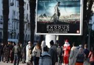 """""""Exodus: Gods and Kings"""" interdit en Egypte pour """"falsification"""" de l'Histoire"""