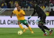 CAN-2015: la liste des 23 de l'Afrique du Sud sans Serero