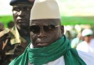Gambie: le président Jammeh de retour