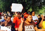 Plongée au coeur des marches contre la xénophobie en Afrique du Sud