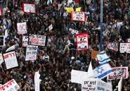Les juifs éthiopiens se lèvent contre le racisme en Israël