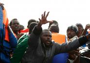 Libye : 400 migrants arrêtés avant leur départ
