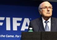 Les scandales de corruption autour de la Coupe du monde 2010 ont eu raison de Blatter
