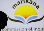 La police sud-africaine est (enfin) tenue pour responsable du drame de Marikana
