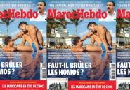 Plainte contre Maroc Hebdo pour sa une «Faut-il brûler les homos?»