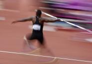 Le «lanceur de javelot YouTube»: symbole du nouvel athlète kényan