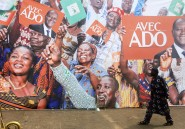 En Côte d'Ivoire, le matraquage publicitaire du candidat Ouattara
