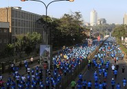 Un Kényan termine deuxième d'un marathon où il n'a couru que le dernier kilomètre...