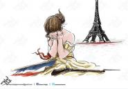 Les dessinateurs arabes prennent leurs crayons pour Paris