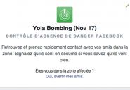 Facebook active son Safety Check pour un attentat au Nigeria et change sa politique