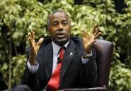 Dans la primaire républicaine, Ben Carson joue de ses origines africaines