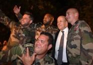Niger: visite surprise du ministre français de la Défense