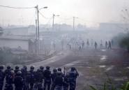 Gabon: une centaine d'opposants jugés après une manifestation violente