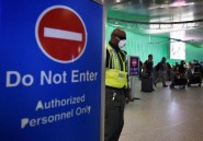 Ebola: fin des contrôles