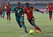 CAN: Burkina Faso et Congo de retour