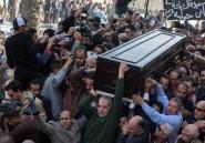 """La """"grande dame"""" du cinéma arabe Faten Hamama inhumée en Egypte"""