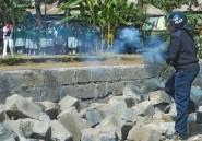 Kenya: la police tire des gaz lacrymogènes contre des écoliers