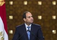 """Egypte: Sissi reconnaît des """"violations"""" en matière des droits de l'Homme"""