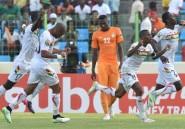 CAN: la Côte d'Ivoire évite le pire d'entrée mais perd Gervinho