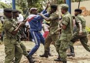 Zambie: matraques et gaz lacrymogènes contre des opposants