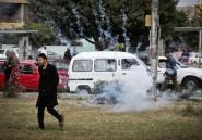 Egypte: 11 morts dans les violences entre manifestants et policiers