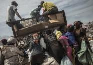 Mozambique: les pauvres de Maputo font les poubelles de la croissance