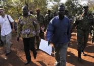 Comparution du rebelle ougandais de la LRA Dominic Ongwen devant la CPI