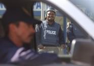 Afrique du Sud: 2 policiers tués au commissariat central de Johannesburg