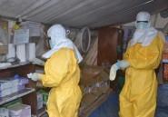 """Ebola: résultats """"encourageants"""" de l'antiviral japonais testé en Guinée"""