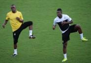 CAN: Gyan débute pour le Ghana, Barry pour la Côte d'Ivoire en finale