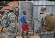 Lutte contre Ebola: les Etats-Unis retirent leurs soldats d'Afrique de l'Ouest