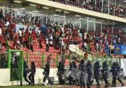 CAN: les 149 personnes arrêtées lors des incidents