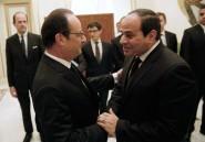 Egyptiens décapités: Paris et Le Caire veulent la réunion du Conseil de sécurité