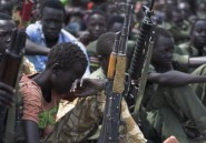 Soudan du Sud: l'enrôlement des enfants-soldats continue