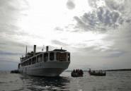 Le Graf von Goetzen, navire de guerre devenu ferry : 100 ans d'histoire sur le lac Tanganyika