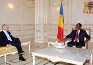 """Boko Haram: Laurent Fabius au Tchad pour souligner la """"solidarité"""" de la France"""