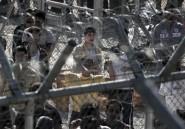 Clandestins: dans les camps de rétention grecs, les damnés de la crise