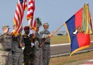 Ebola: fin de la mission des Etats-Unis au Liberia