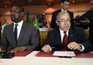 Mali: signature dimanche