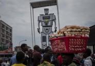 RDC: trois nouveaux robots agents pour réguler la circulation