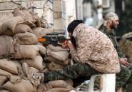 La Libye presse l'ONU d'assouplir l'embargo sur les armes
