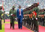 Le président zambien s'évanouit au cours d'une cérémonie