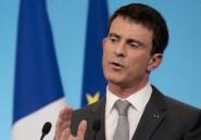Le Premier ministre Manuel Valls en visite au Maroc le 10 avril