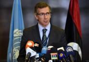 """Libye: """"l'accord politique ou la destruction"""", dit un émissaire de l'ONU"""