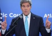 Egypte: Kerry va voir vendredi le président palestinien et le roi de Jordanie