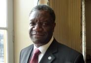 """Pour le Dr Mukwege, les violences sexuelles restent un """"cancer"""" en RDC"""