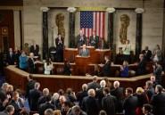 Le président afghan remercie le peuple américain dans un discours au Congrès