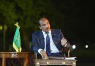 Mauritanie: le président Aziz appelle